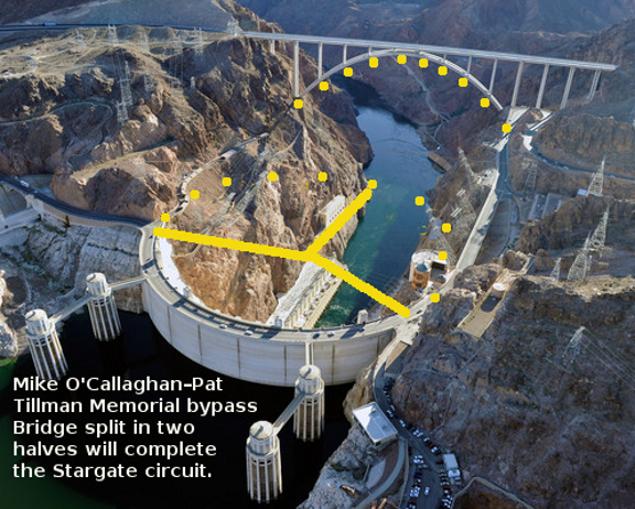 About Dismantle The Beam Project | NWO CSI Crime Scene ... Hoover Dam Diagram