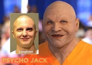 Psycho Jack loughner tie comparison